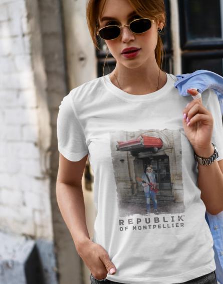 T-shirt Cobstore