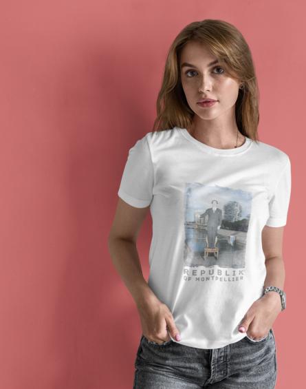 T-shirt Dali