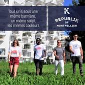 Les seules couleurs qui comptent sont celles que l'on porte sur nos t-shirts ! Au delà de tous les clivages, Republik Of Montpellier rassemble tous ceux qui aiment notre ville et se reconnaissent dans ses valeurs, son histoire et sa culture. #Montpellier #Visitmontpellier #Modeinmontpellier #welovemontpellier #montpelliercity #herault #heraulttourisme #blacklivesmatter