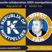 Republik Of lance une nouvelle publication 100% Montpelliéraine avec #_mhsc_fan_ Une façon de plus de faire grandir et de faire vivre la Republik of Montpellier et de rassembler autour de ce qui fait notre ville. Allez Paillade! #montpellier #republikof_officiel #_mhsc_fan_