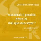 La citation du jour :  Si vous êtes de Montpellier et que vous en êtes fiers, découvrez nos t-shirts aux couleurs de la ville : www.republikof.fr.  #Republikof #Montpellier #Modeinmontpellier #Localcollection